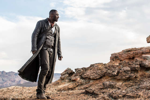 """""""The Dark Tower"""" (Release Date: August 4)"""