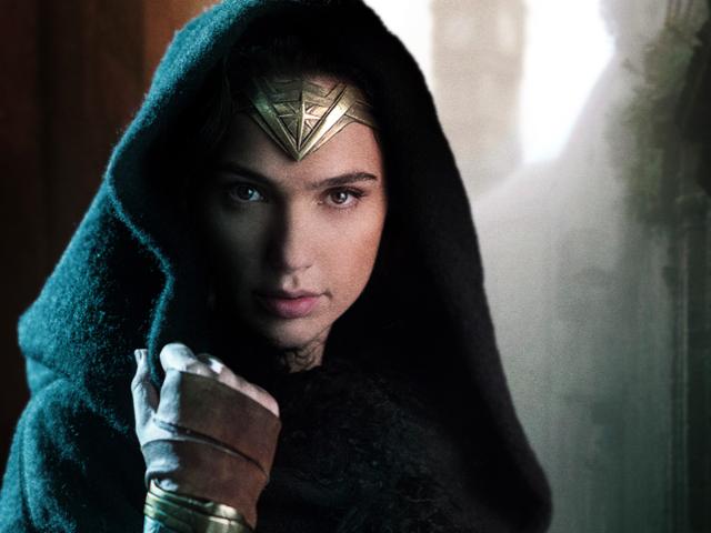 """""""Wonder Woman"""" (Release Date: June 2)"""