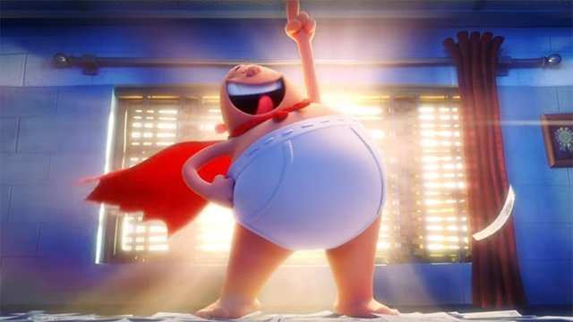 """""""Captain Underpants: The First Epic Movie"""" (Release Date: June 2)"""