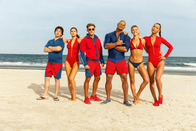 """""""Baywatch"""" (Release Date: May 24)"""