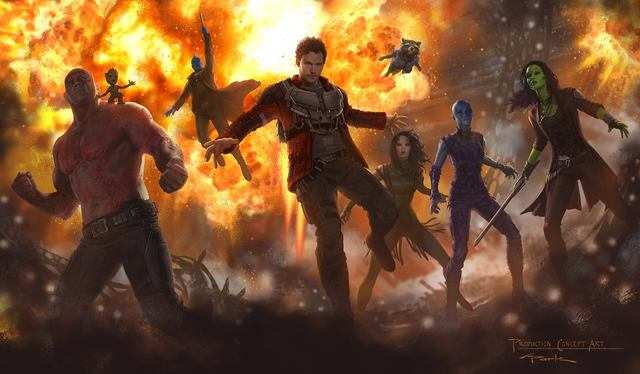 """""""Guardians of the Galaxy Vol. 2"""" (Release Date: May 5)"""