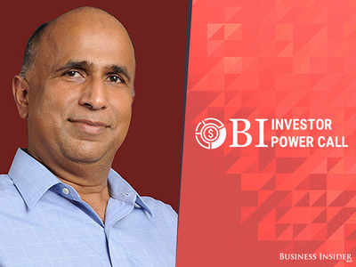 Exclusive: K Ganesh's Growth Story with Start-ups is Never-ending and Here's the Next Chapter