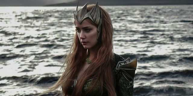 """Heard will appear in 2017's """"Justice League"""" and 2018's """"Aquaman"""" as Mera, the Atlantean queen."""