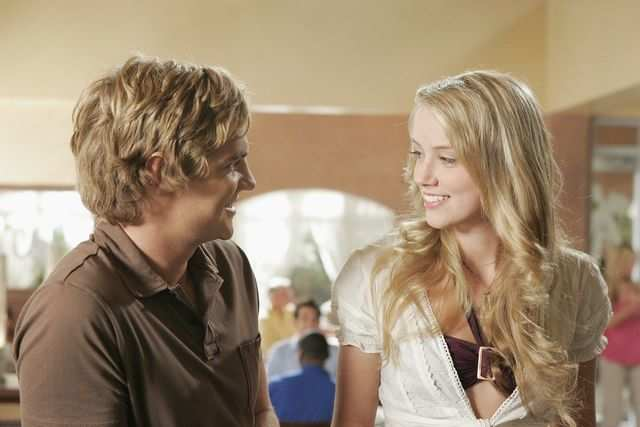 """In 2007, she had a starring role on The CW's """"Hidden Palms."""""""