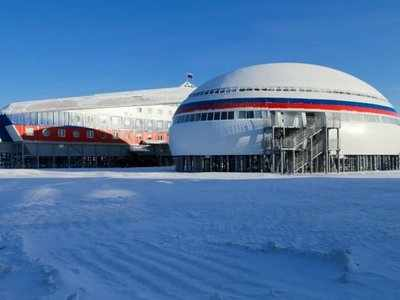 Russia unveils its newest Arctic base