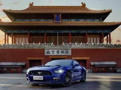 The iconic Ford Mustang is taking over the world