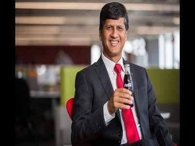 Venkatesh Kini to exit Coca-Cola