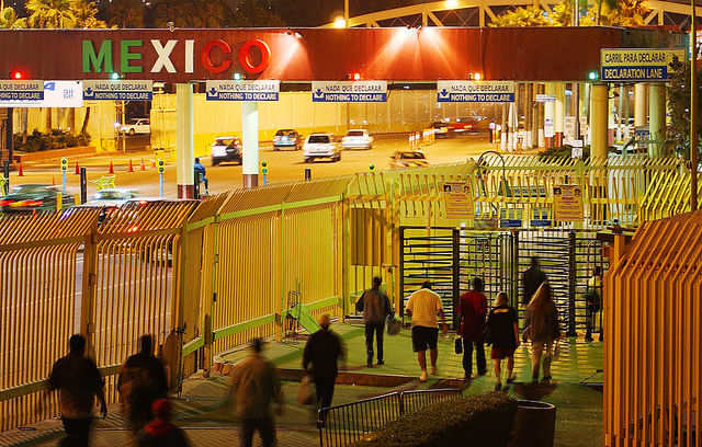 In the wake of the 9/11 attacks, security checks ramped up at the border.