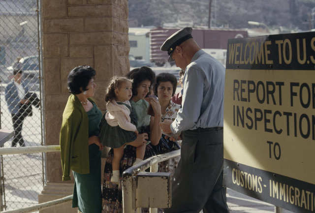In 1965, Congress passed the Immigration and Nationality Act, which ended caps on the number of immigrants allowed into the US from a given origin country. The act concentrated on reuniting immigrant families and attracting skilled labor to the US.