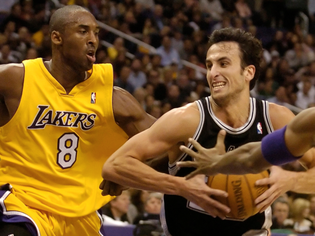6e0e1313f How Manu Ginobili transformed from a little-known second-round pick ...