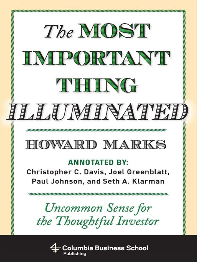the most important thing illuminated pdf