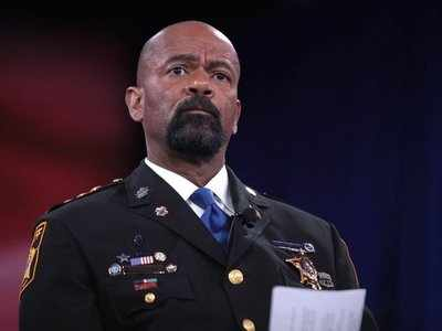 Sheriff David Clarke reportedly plagiarized parts of his master's thesis