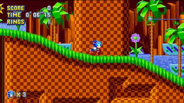 A new Sonic game is on the way, and it looks exactly like