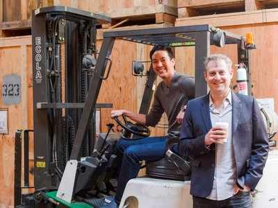 An early Uber employee is now launching an 'Uber for storage' to take the stress out of storing your stuff