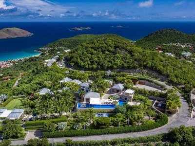 The 12 most expensive dream homes in the Caribbean right now