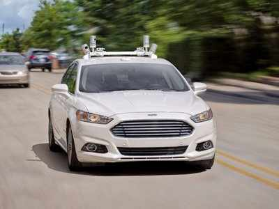 Ford could launch an Uber competitor