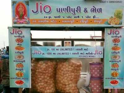 Meet this Gujarati street food seller, who just introduced Jio like schemes of unlimited paanipuris