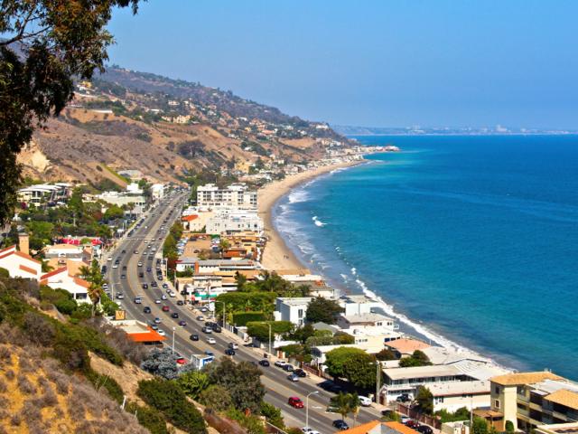 1. Malibu, California
