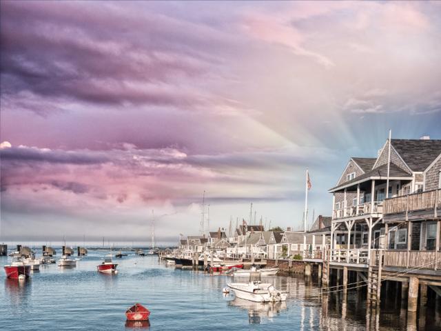 4. Nantucket, Massachusetts