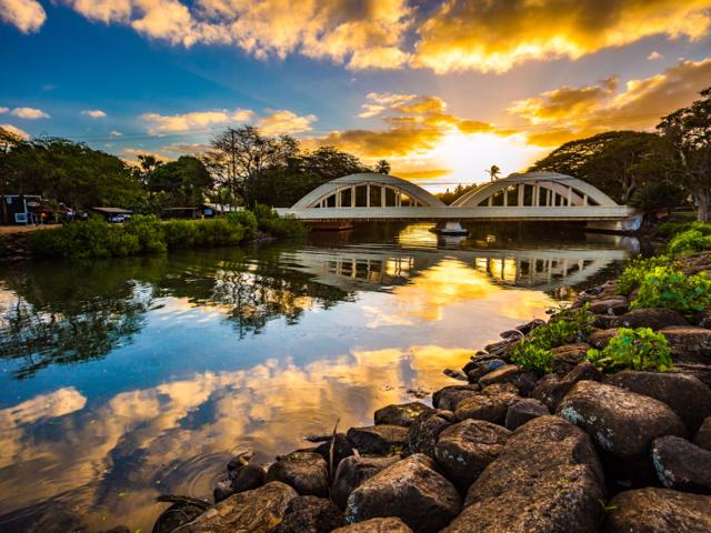 6. Haleiwa, Hawaii