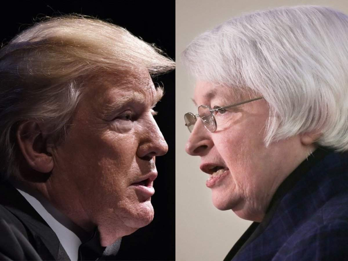 there s one big reason trump changed his tune on janet yellen and the federal reserve business insider india business insider india