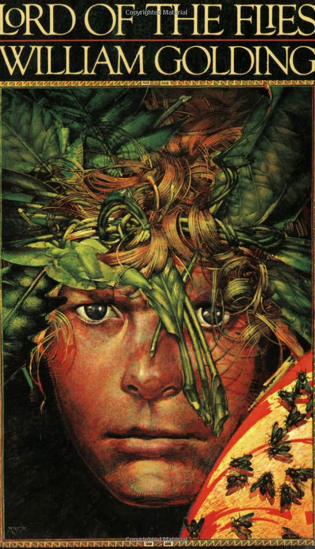 the complete dominance of humanitys evil nature in the novel lord of the flies by william golding The main problem of the book is the idea of human evil golding implies that the loss of innocence has in lord of the flies nature is shown to be.