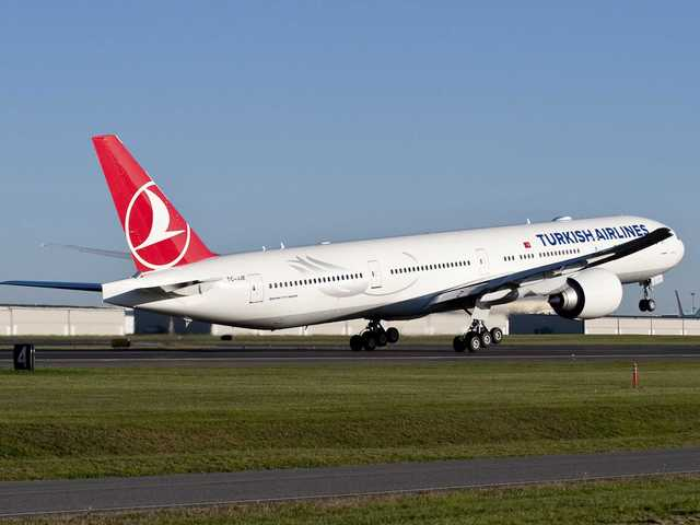 ... Turkish Airlines.