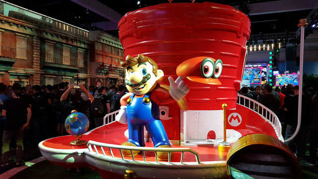Nintendo created the real-life approximation of New Donk City — a
