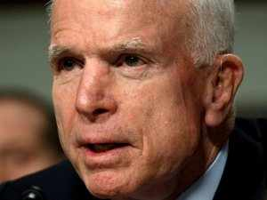 John McCain delivers powerful speech from the Senate floor as he returns while dealing with brain cancer