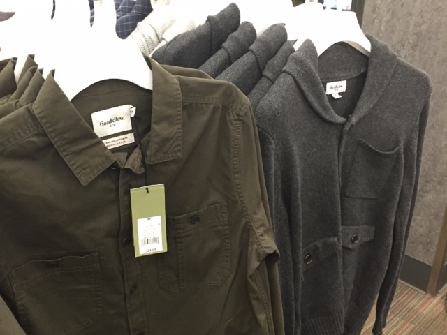 32a5197720b Target has a surprising new men s clothing brand - I tried it out to ...