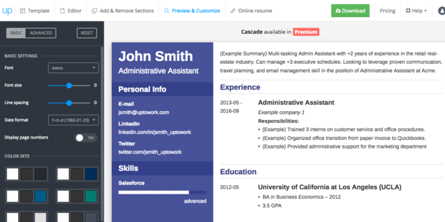 6 Websites That Will Help You Build Your Resume If Dont Know