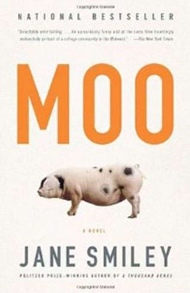 'Moo' by Jane Smiley
