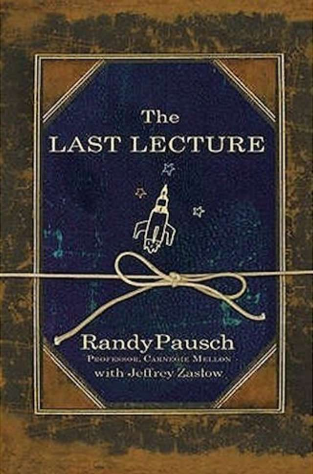 'The Last Lecture' by Randy Pausch