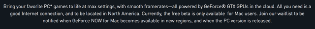Here's how Nvidia describes its GeForce Now software: