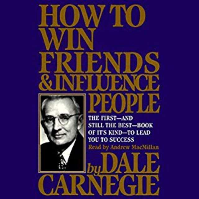 andrew carnegie how to win friends and influence people