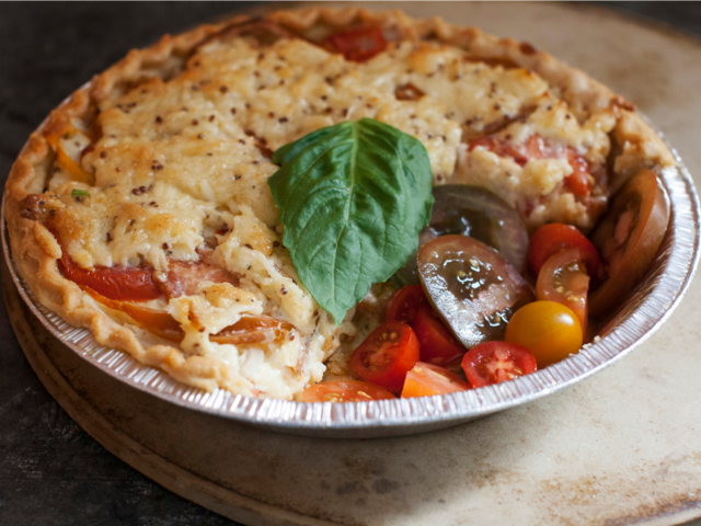Philadelphia Tomato Pie Business Insider India