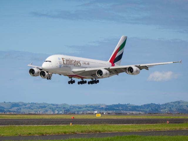 10.Emirates: Dubai, United Arab Emirates to Los Angeles, California: 8,324 miles.