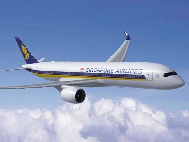 7.United Airlines/Singapore Airlines: San Francisco, California to Singapore: 8,435 miles.