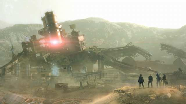 Metal Gear Survive Struggles in UK Week One Sales Charts