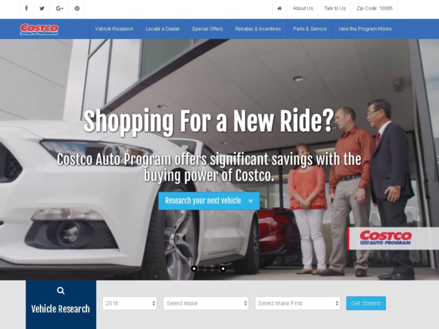 Costco Auto Center >> Here S How You Can Buy A Discounted Car Through Costco