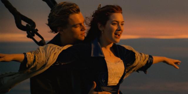 """Titanic"" (1997) —$2.187 billion"