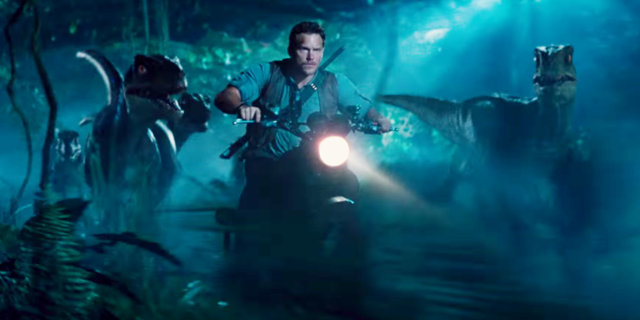 """Jurassic World"" (2015) —$1.671 billion"