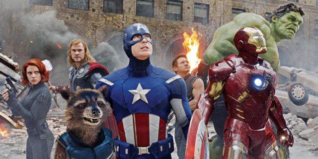 """""""Marvel's The Avengers"""" (2012) —$1.518 billion"""