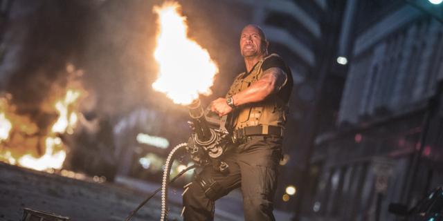 """Furious 7"" (2015) —$1.516 billion"