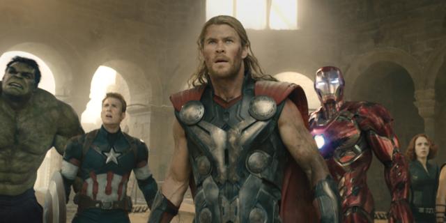 """Avengers: Age of Ultron"" (2015) — $1.405 billion"