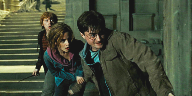 """Harry Potter and the Deathly Hallows - Part II"" (2011) — $1.341 billion"