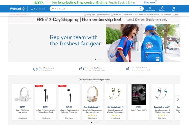 3. Walmart.com