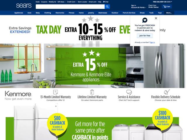 10. Sears.com