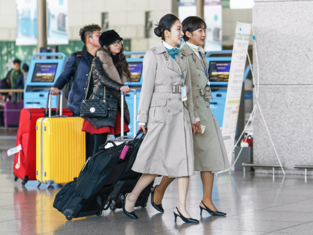 What it takes to become a flight attendant in South Korea