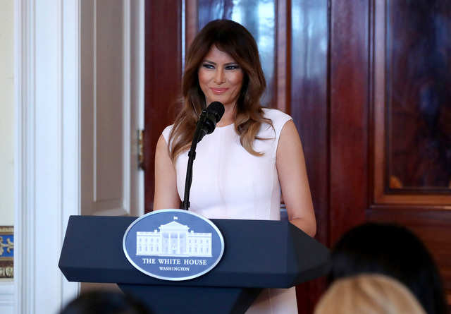 But when she did finally move to Washington, the members of the permanent White House staff instantly adored her. It was her thoughtful, everyday interactions with the staff members that made Trump stand out among other first families, former staffers have said.